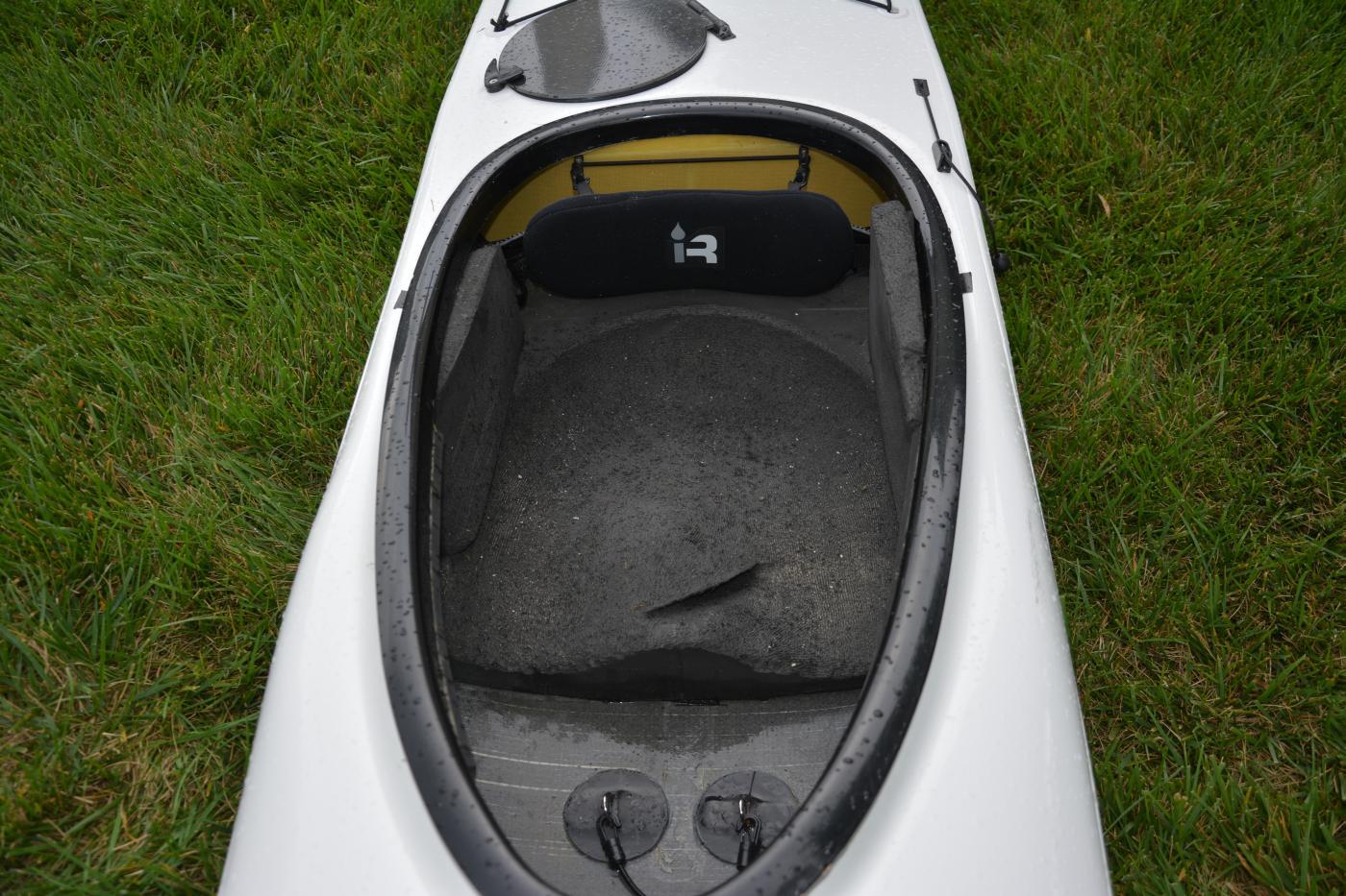 Expdition Kayak Sail Install on